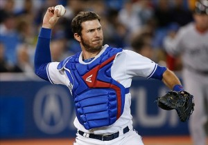 J.P Arencibia