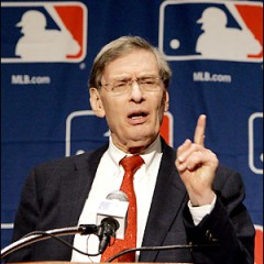 Open Letter to Bud Selig RE: Baseball Hall of Fame