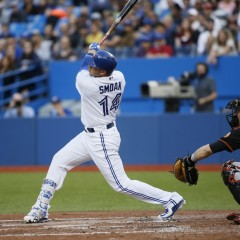 Can Justin Really Smoak It?