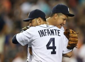 Infante and Cabrera