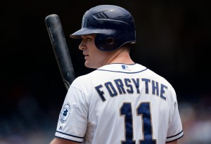 Logan Forsythe. Not that great. Trade for him!